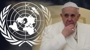 Papa, BM Genel Kurulu'nda konuşacak