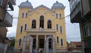 sinagog edirne