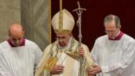 Papa'nın 1915 yorumu: Kötülüğü gizlemek veya inkar etmek, yaraların kanamasına neden olur.