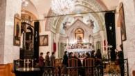 Halep'te 500 yıllık kilise bombalandı