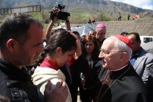 kardinal filoni iraq