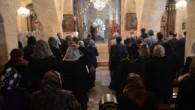 Mardin Kırklar Kilisesi'nde Süryaniler Paskalya'yı kutladı