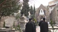 Patrik Bartholomeos, Bilecik Osmaneli'deki Aya Yorgi Kilisesi'ni ziyaret etti