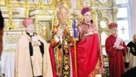 Başepiskopos Çolakyan'a jübile ayini