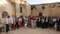 3. Uluslararası Mardin Bienali Mor Efrem Manastırı'nda başladı