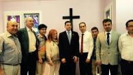Adana Baptist Kilisesi İbadete Açıldı