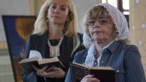 Edirne Büyük Sinagogu'nda şükür duası