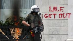 IMF, Yunanistan'la Müzakerelerden çekildi