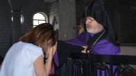 Ermeni Katolikler Mardin ve Diyarbakır'ı ziyaret etti