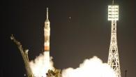 Soyuz kapsülü Uluslararası Uzay İstasyonu'na kenetlendi
