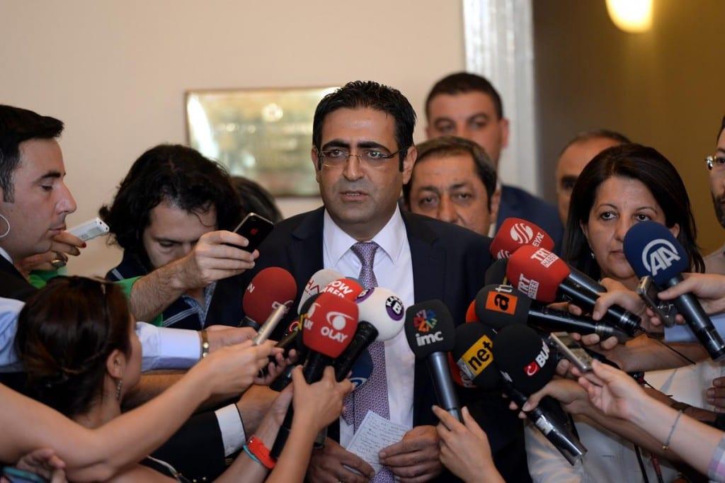 HDP Başkanvekili İdris Baluken