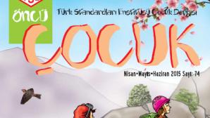TSE'den çocuklar için dergi ve kılavuzlar