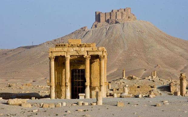 baal tapınağı