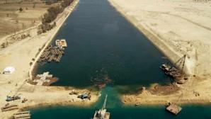 Mısır'ın yeni Süveyş Kanalı açılıyor