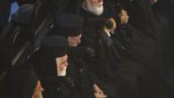 Ekümenik Patrikhane'deki Buluşma Ayinle Başladı