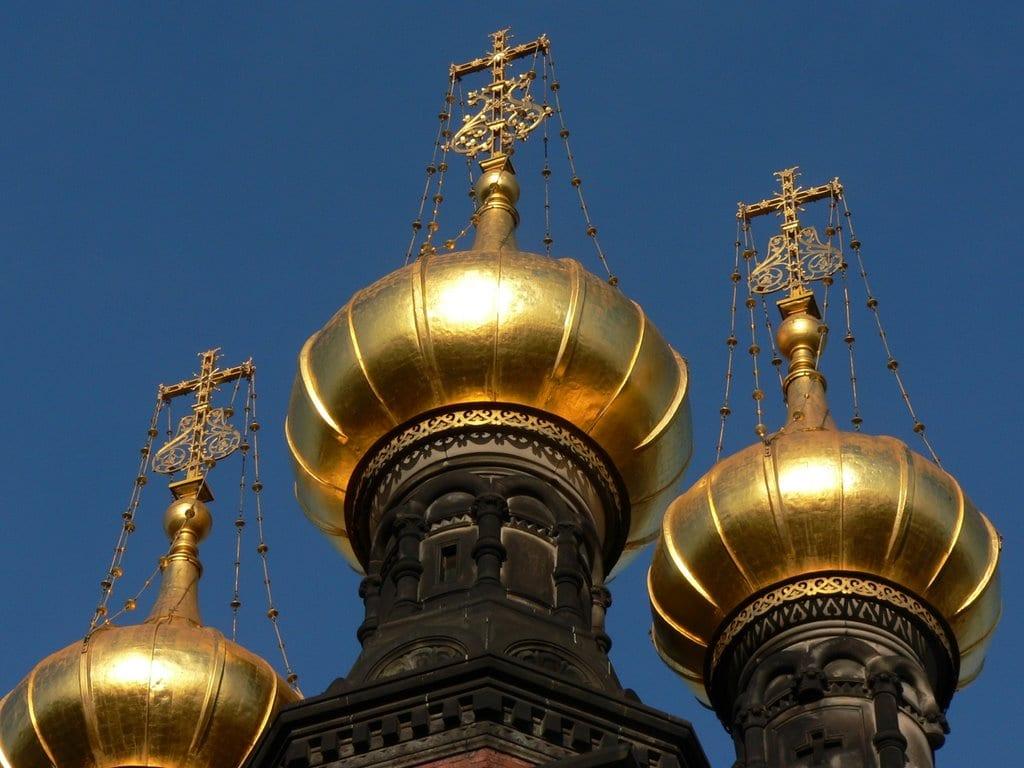 ekaterinburg ortodoks kilisesi