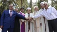 Mersin'de örnek buluşma