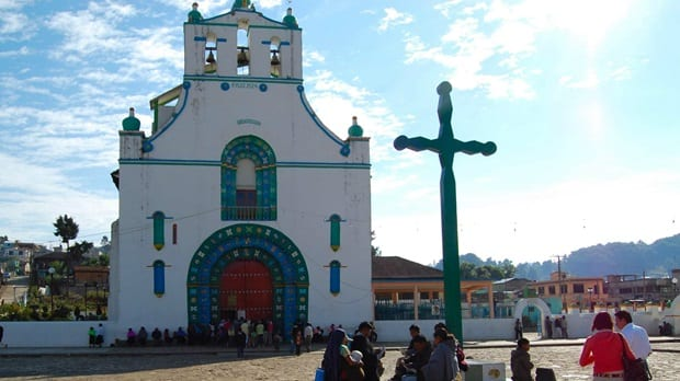 meksika kiliseleri