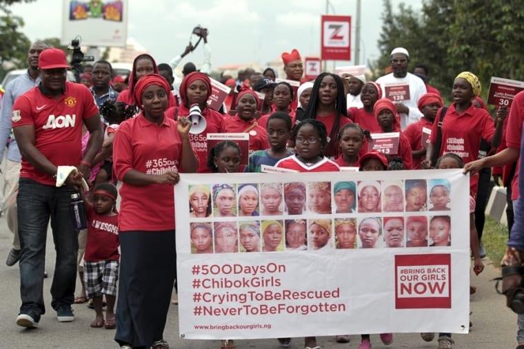 Boko Haram çocukları