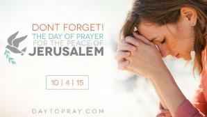 Yarım milyar insan Barış için Yeruşalim'de buluşacak
