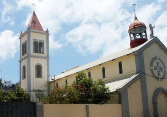 aden aziz yusuf kilisesi