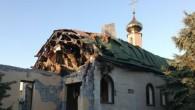 Endonezya'da Hristiyan Karşıtı Bir Grup İki Kiliseyi Ateşe Verdi