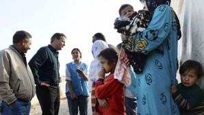 Ingiltere'de Kilise Liderleri Mülteciler Için Bir Araya Geldi