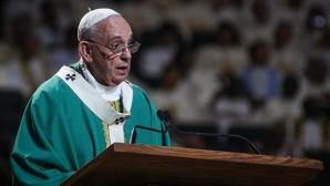 Papa Françesko'dan Dua ve Taziye Mesajı
