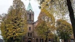 Protestan Kilisesi Sığınak Oldu