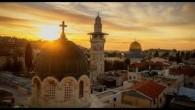 """Yeruşalim'deki Katolik Rahipler """"İkili Oynamadan Terörle Savaşılmalı"""" Dedi"""