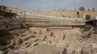 Yeruşalim'de Bulunan Kale Makabilere Ait