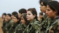 Suriyeli Hristiyan Kadınlar IŞİD'e Karşı
