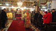 İskenderunlu Ortodokslar Noel'i Kutladı