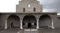 Diyarbakır Meryem Ana Süryani Kilisesi Kurşunların Hedefi Oldu