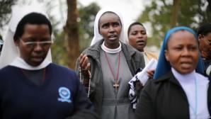 Katolik Rahibelere Saldırı Düzenlendi