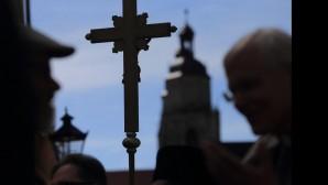 Rusya'da Protestan Kilisesi'ye Saldırı
