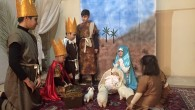 İskenderunlu Hristiyan Çocuklardan 'Dördüncü Kral' Tiyatrosu
