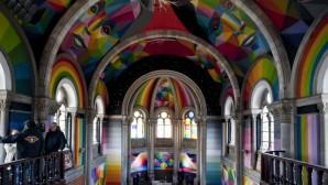 100 Yıllık Kilise KayKay Parkına Dönüştürüldü