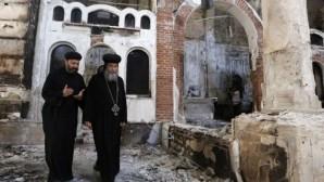 Mısır'daki Kiliseler Onarılıyor