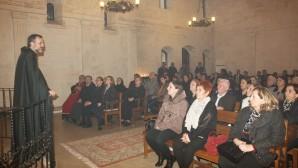 Karasun Manuk Ermeni Kilisesi İsim Gününü Kutladı