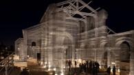 Tel Örgülerle Tarihi Bazilikayı Yeniden İnşa Etti