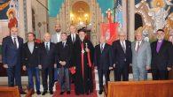 Nobel Ödüllü Prof. Dr. Aziz Sancar'ın Süryani Metropolitliği Ziyareti