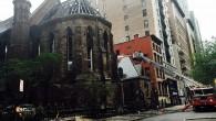 Tarihi Sırp Kilisesi'nde Paskalya Gecesi Yangın Çıktı