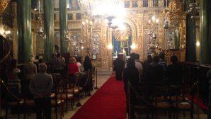 Ortodoks Türkçe Ayin, Meryem Ana Kilisesi'nde