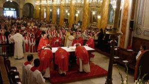 İstanbul'un Yeni Episkoposu Kutsandı
