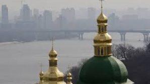 Kiev'de Moskova'ya Bağlı Ortodoks Kilisesi Kundaklandı