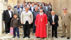 Süryanilerden Midyat Saldırısına Tepki