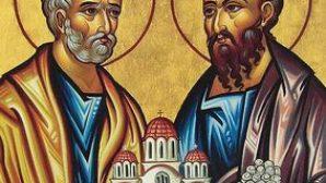 Aziz Petrus ve Aziz Pavlus Bayramı Kutlandı