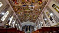 Meksika'da Sistine Şapel'in Bir Kopyası Yapıldı