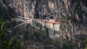 Sümela Manastırı'ndaki Ayin İptal Edildi